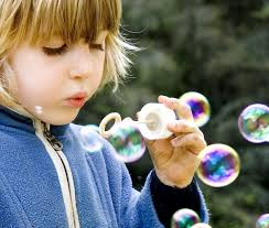 Blowing bubbles are fun activities for kids!  Find bubble science lessons!  Try a science experiment!  Homemade bubble games and bubble toys!