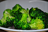 Broccoli has benefits of vitamin C!  Discover other vitamin C foods!