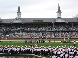 Churchill Downs is located in Louisville, Kentucky.  Find racing events and horse contenders.