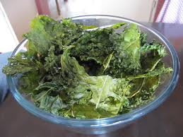 Learn how to make delicous kale chips, at home!