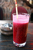Pomegranate juice has antioxidants benefits!  Lower ldl, heart healthy, reduce blood pressure and more!