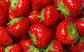 Strawberries are one of many antioxidant foods.  Discover homemade skin care tips!