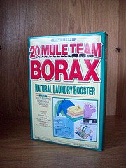 Discover the Borax facts!  Some use it for making homemade soap.  Dr. Hulda Clark shares soap recipes for homemade laundry soap.  Learn how to make soap, now!  Discover the benefits and hazards of Borax.